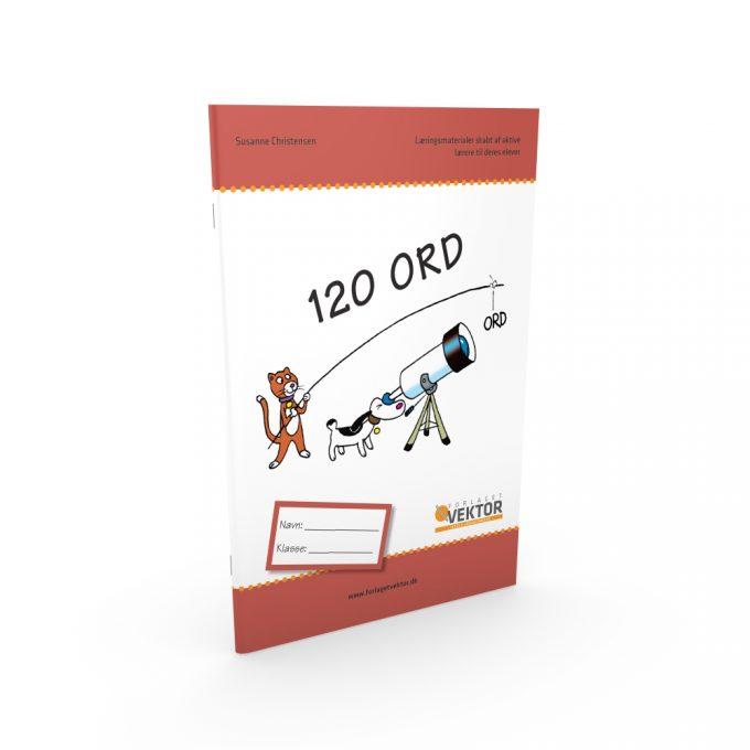 120 ord dansk hæfte