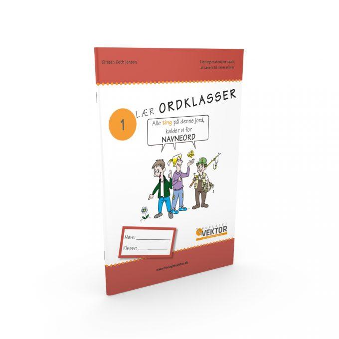 Lær ordklasser 1